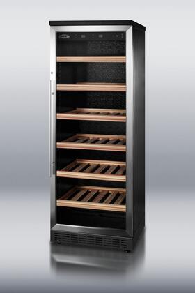 """Summit SWC1545 23"""" Freestanding Wine Cooler"""