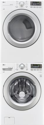 LG 705959 Washer and Dryer Combos