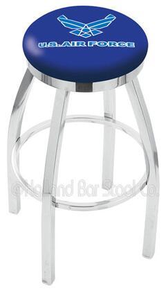 Holland Bar Stool L8C2C25AIRFOR Residential Vinyl Upholstered Bar Stool