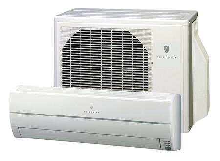 Friedrich M09YH Mini Split Air Conditioner Cooling Area,