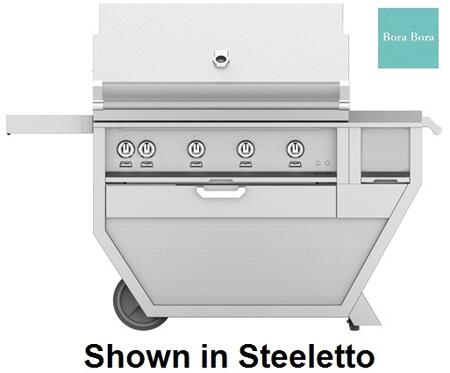 60 in. Deluxe Grill with Worktop   Bora Bora