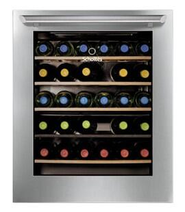 """Scholtes SWC36NA 23.13"""" Built-In Wine Cooler"""