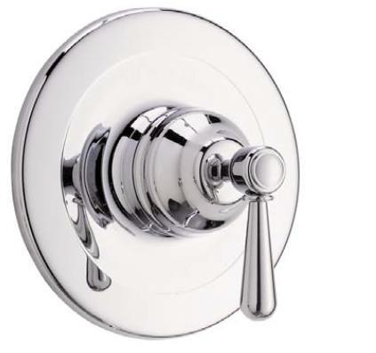 Rohl ARB1400LM Country Bath Collection Verona Pressure Balance Trim without Diverter: