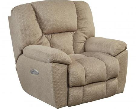 Catnapper 7647617277956 Owens Series Fabric Metal Frame  Recliners