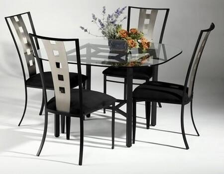 Chintaly ALEXISDTSET Alexis Dining Room Sets