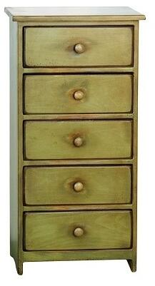 Chelsea Home Furniture 465208SA Poppy Series Wood Chest