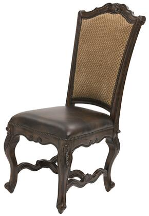 Ambella 10116610001 Lorraine Series Leather with Wood Frame