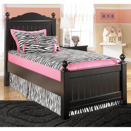 Signature Design by Ashley B150525383 Jaidyn Series Childrens Twin Size Poster Bed