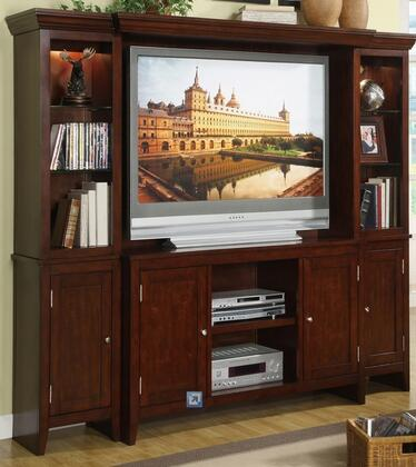 Legends Furniture ZPN3300 Napa Series  Bookcase