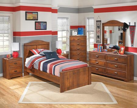 Milo Italia BR355TPBDMN Vasquez Twin Bedroom Sets