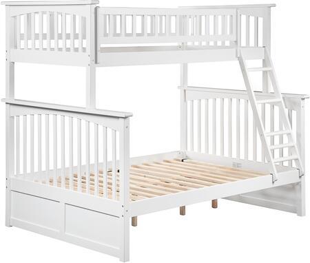 Atlantic Furniture AB55202  Bunk Bed