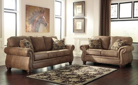 Signature Design by Ashley 31901QSSL Larkinhurst Living Room ...