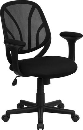 "Flash Furniture GOWY05AGG 26"" Contemporary Office Chair"