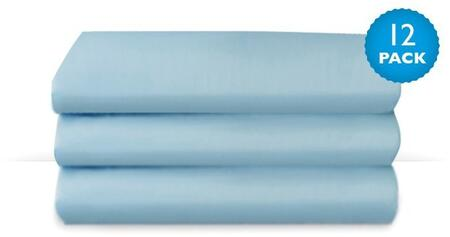 """Foundations CozyFit Collection CS-TS-XX-12 40"""" Cot Sheets with High Quality Polyester, Wrinkle Resistant Fabric"""