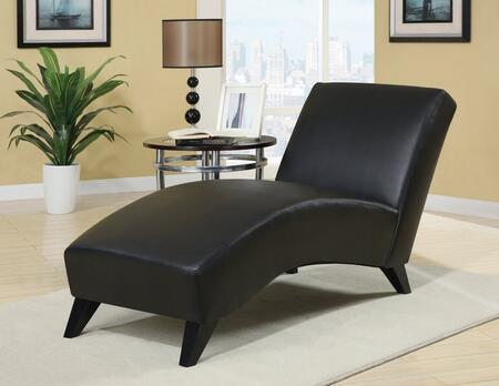 Global Furniture USA R1999 Mainstreet Chaise, Plush Back and Long Cushioned Seat