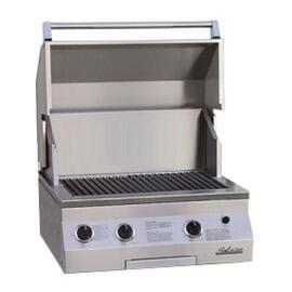 Solaire SOLIRBQ27GIRXL Built In Liquid Propane Grill