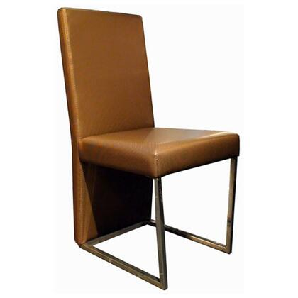 VIG Furniture VGUN00992 Armani Xavira Series Modern Metal Frame Dining Room Chair