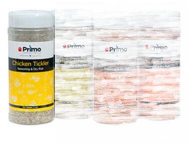 Primo PR50X Dry Rub and Seasoning by John Henry