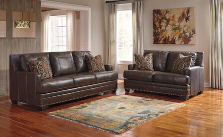 Milo Italia MI9067SLANTQ Nathaly Living Room Sets