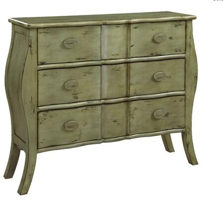 Gail's Accents 40031CH Cottage Series Wood Chest