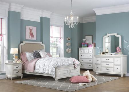 Samuel Lawrence 88904015305315PC Madison Twin Bedroom Sets