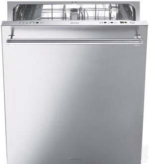 Smeg STA8614XU 8600 Series Built-In Fully Integrated Dishwasher