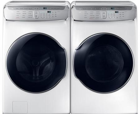 Samsung Appliance 754122 Washer and Dryer Combos
