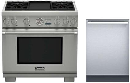 Thermador 739337 PRO Grand Kitchen Appliance Packages