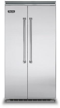 Viking Vcsb5423ss 42 Inch Professional 5 Series Side By