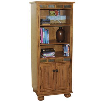 Sunny Designs 2753ROPSedona Series  Bookcase