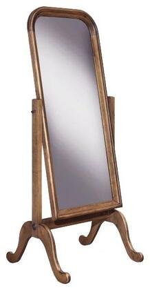 Durham 112195AR Vineyard Creek Series Rectangular Portrait Floor Mirror