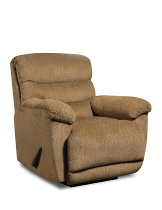 Chelsea Home Furniture 1890305250 Jurupa Series Transitional Polyester Wood Frame Rocking Recliners