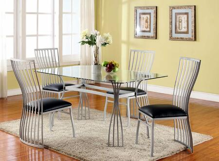 Chintaly AILEENDTSET Aileen Dining Room Sets