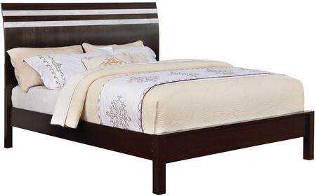 Furniture of America CM7205QBED Euclid Series  Queen Size Bed