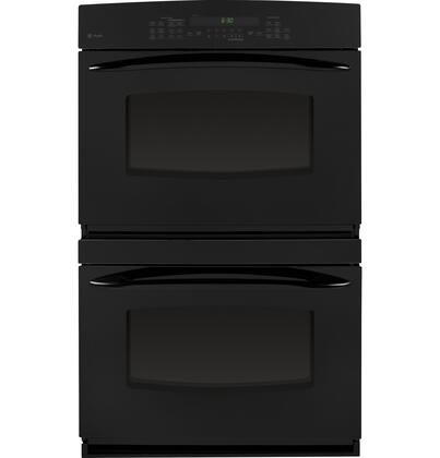 GE PT956DRBB Double Wall Oven, in Black