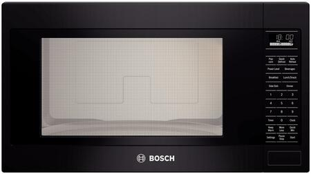 Bosch HMB5061 Built In Microwave Oven, in Black