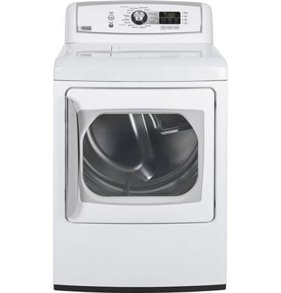 GE PTDN800GMWW  Gas Dryer, in White