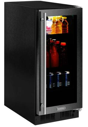 "Marvel ML15BCT 15"" Marvel Beverage Center with Dynamic Cooling Technology, Thermal Efficient Cabinet, 2.7 cu. ft. Capacity, and Vacation Mode, in"