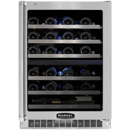 "Marvel MPRO6DZEBSLR 24""  Wine Cooler"