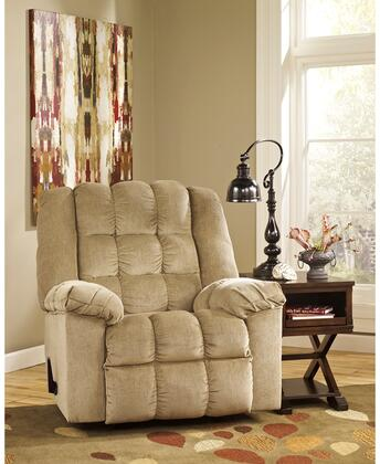 Flash Furniture FSD6199RECSNDGG Ludden Series Contemporary Fabric Metal Frame  Recliners