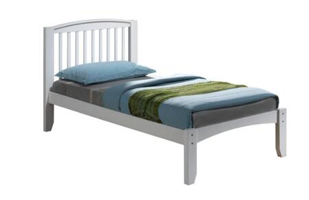 Donco 909TWH  Twin Size Bed