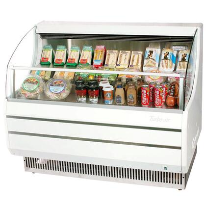 Turbo Air TOM40S  Freestanding Refrigerator