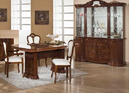 VIG Furniture ELIZABETHDT8PCSET Elizabeth Dining Room Tables