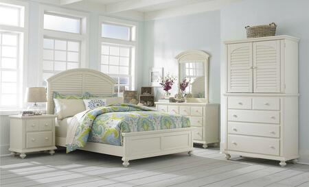 Broyhill 4471CKPB2NMCDM Seabrooke California King Bedroom Se