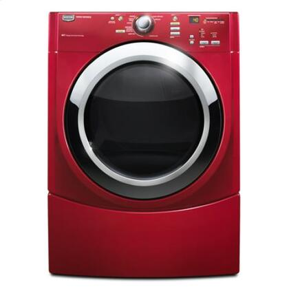 Maytag MEDE400XR Performance Series Electric Dryer, in Red