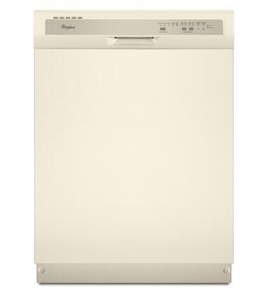 "Whirlpool WDF510PAYT 24"" Built-In Full Console Dishwasher 