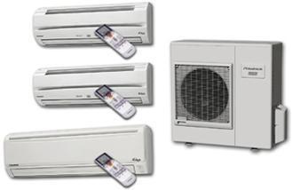 Friedrich M36TYF1 Mini Split Air Conditioner Cooling Area,