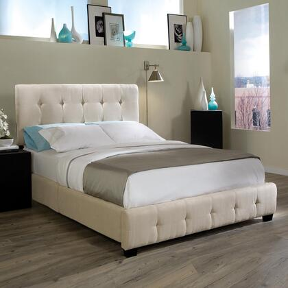 Standard Furniture 55673 Madison Square Series  Queen Size Platform Bed