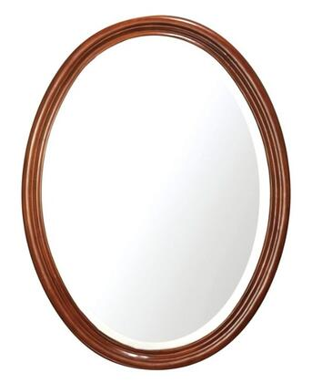 Avanity OXFORDM25DO Oxford Series Oval Portrait Bathroom Mirror