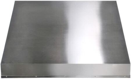 "Cavaliere AP238-PS19IL XX"" Wide Insert Liner Range Hood, 6 Speed Touch Controls, 1000 CFM, 218W Low Noise Dual Chamber and Centrifugal Motor: Stainless Steel"